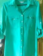koszula zielona H&M
