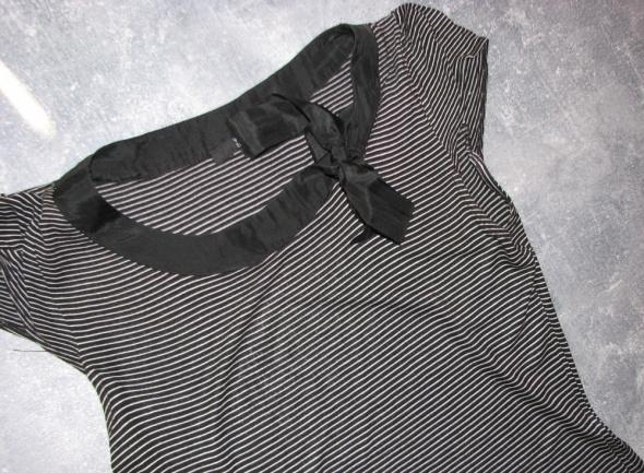 Bluzki Bluzeczka w paseczki C&A kokarda S M