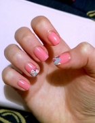 Wiosenny manicure...