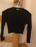 Krotki sweterek prazki
