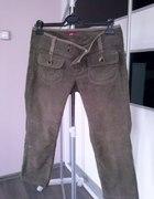 krótsze spodnie MEXX