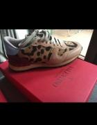 Valentino sneakersy gepard 38...