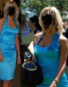 Błękitna sukienka 36