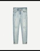 Spodnie ZARA jeansowe