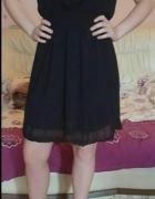 Czarna sukienka Amisu Rozmiar M