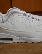 Białe nowe sportowe 41