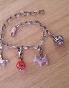 Bransoletka charms yes apart modułowa srebro 925...