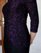 Śliczna sukienka sukienka tunika