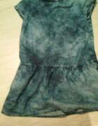 Sukienka jeans 38M dekatyzowana