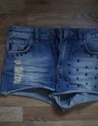 Spodenki jeansowe Pull&Bear