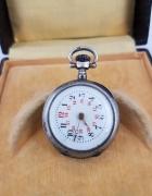 Wisiorkowykieszonkowy zegarek ze srebra
