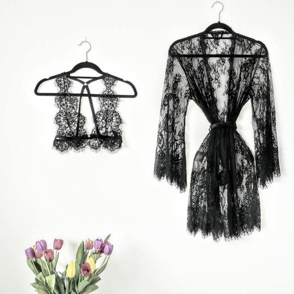 Mój styl Black lace