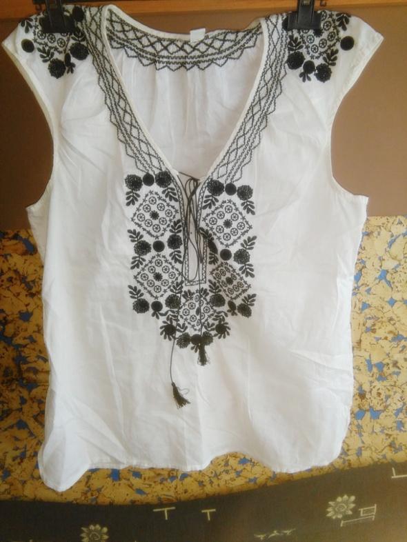 Bluzki nowa J Crew bluzka haft koszula bawełna BOHO