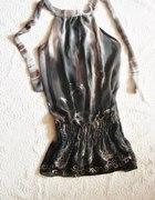 mgiełka tunika sukienka