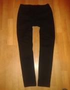 Jegginsy spodnie rurki JEGGING 42