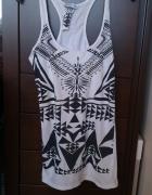 Aztecki biały top