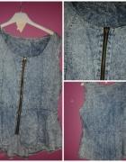 baskinka jeansowa