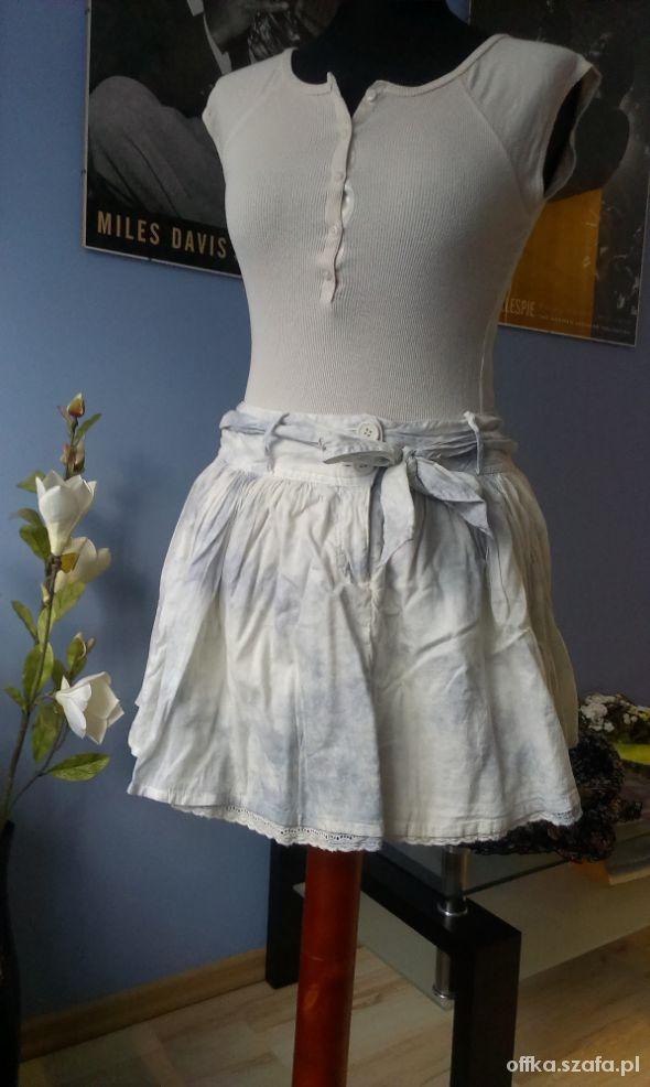 Spódnice nude farbowana spódnica 36 38