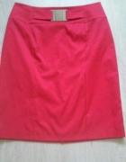 Nowa spódnica malinowa 44...