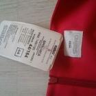 Nowa spódnica malinowa 44