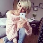 Jeansy i sweter