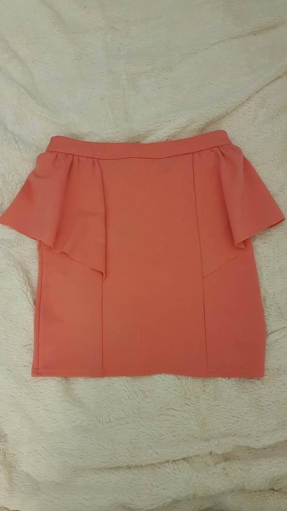 Spódnice Spódniczka z bastinką New Look rozm S8