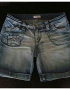 Jeansowe spodenki Orsay 34 36