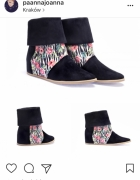 Rita&Krzysiek handmade shoes botki