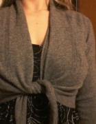 bolerko sweterkowe