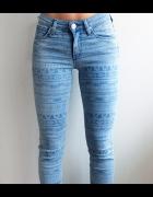 Spodnie jeansowe Lee Scarlet xs