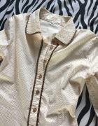 Koszula bezowa