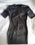 Szara sukienka MOHITO rozmiar S