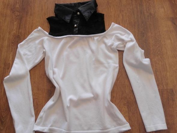 Bluzki Bluzka z odkrytymi ramionami