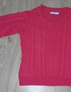 Sweterek róż Only