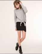 NOWY SZARY SWETER PULL&BEAR
