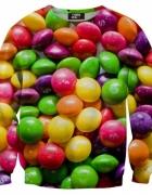 bluza od projektanta sweets