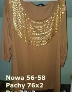 Nowa bluzka 56 58