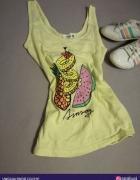 Super koszulka z owocem