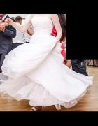 Suknia ślubna Pronovias Delta 34 36