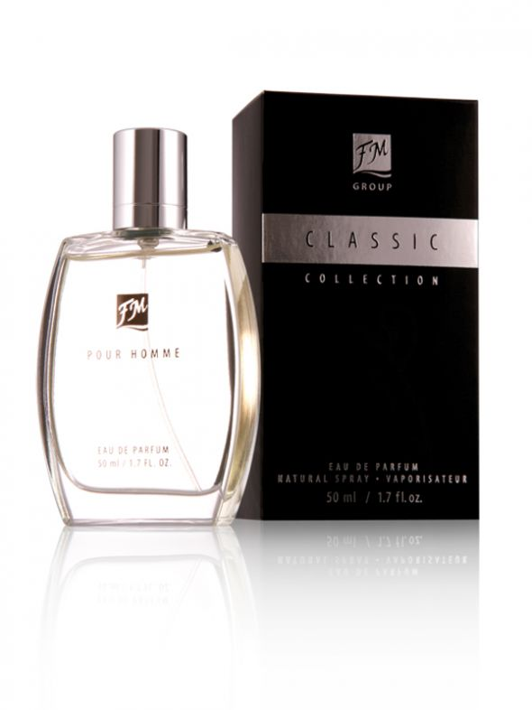 Perfumy Fm jak perfumy Boss in Motion White Hugo Boss