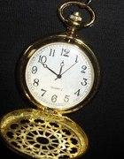 Zegarek na łańcuszku vintage