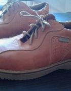 skórzena pantofle firmy FALCON