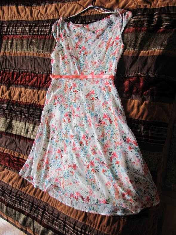 Suknie i sukienki Sukienka Orsay rozm 42