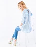 Błękitna koszula Mohito
