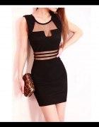 Nowy mala czarna sukienka Nowosc rozm L