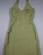 Zielona sukienka H&M
