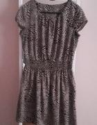 Sukienka w panterę New Look rozm M