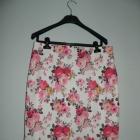 spódnica w kwiatki PRIMA TOP