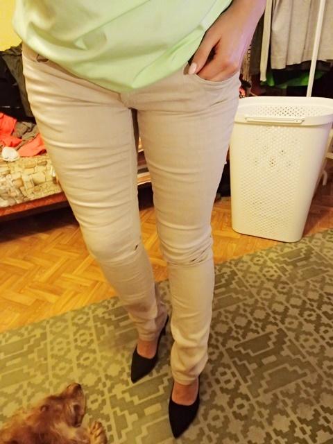 Spodnie rurki Tally Weijl...