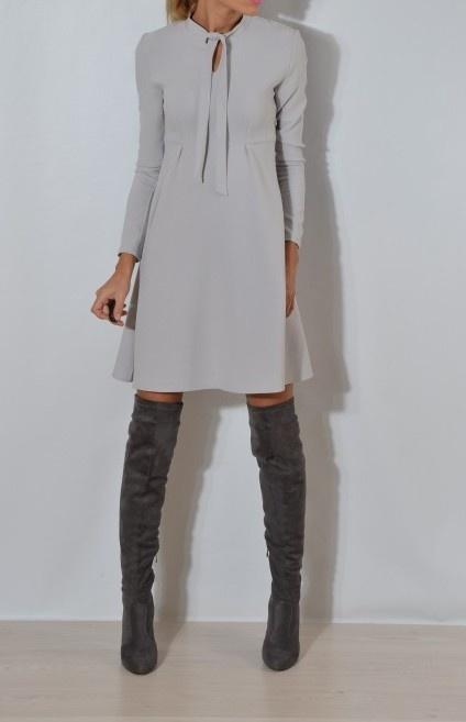 b3d32b1e94c2e7 SZARA wiązana pod szyją odcinana pod biustem M w Suknie i sukienki ...